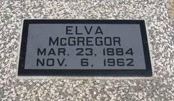 Elva Clarissa Adkinson McGregor (1884-1962) - Find A Grave Memorial