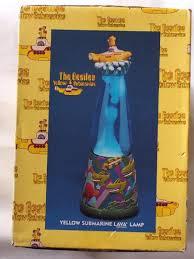 The Beatles Yellow Submarine Lava Lamp New Still Sealed In