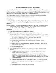 essay summary example of an interview in form how to write a   writing an abstract or summary how to write a essay conclusion 008198711 1 d71363ba964eb1001e668716f16 how to