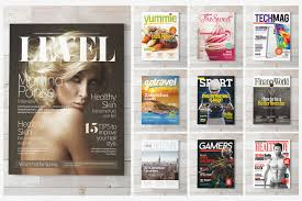 Magazine Newsletter Design Best Print Newsletter Design Inspirationfeed