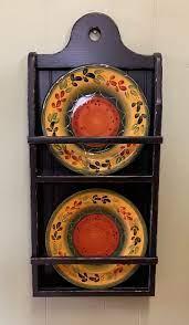 plate rack wall hanging plate display