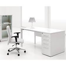office study desk. sleek and modern this study desk is perfect for any space with a wooden office