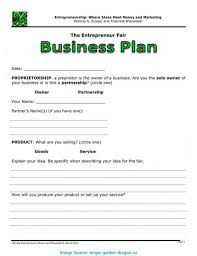 Ms Word Business Plan Template Microsoft Word Business Plan Template Business Plan Template