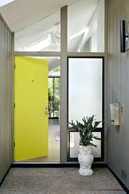 modern exterior double doors. Modern Exterior Double Doors With Orange Silver Front Glass H