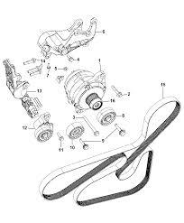 I2284590 for 2013 chrysler 200 serpentine belt diagram