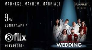 privéhd is set to premier biopic bleed for this on saay at 1pm and 9pm flix is also set to premiere dramedy another kind of wedding this sunday