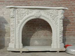 stone marble carving fireplace mantel fireplace surround 4