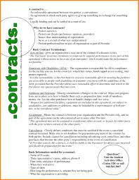 Student Agreement Contract example contracts - Tier.brianhenry.co