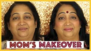 skin makeup tutorial indian skintone natural everyday makeup on my mom