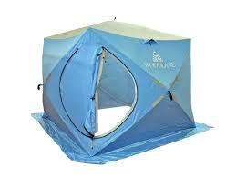 <b>Палатка зимняя Woodland</b> Ice Fish Double, 3-ех местная ...