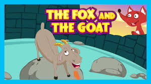 the fox and the goat story short