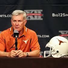Texas Longhorns Football Depth Charts Barking Carnival