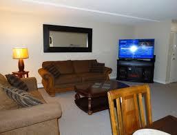 living area garden hill apartments