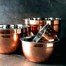 copper bowl for mixer kitchenaid liner insert antique copper 5 quart artisan tilt head stand mixer