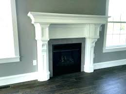 build fireplace mantels fireplace build your own fireplace surround plans