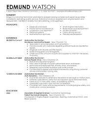 Computer Technician Description Resume Sample Collection