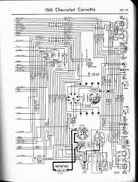 57 65 chevy wiring diagrams 1965 corvette left