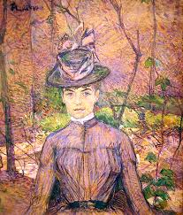 description of the artwork portrait of suzanne valadon
