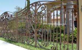decorative metal fence panels. Decorative Garden Fence \u0026 Gates Steel Aluminum Iron Metal Panels
