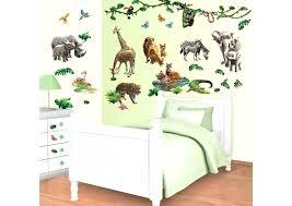 jungle wall stickers john lewis