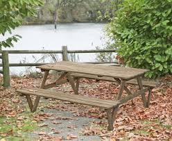 teak 6ft garden pub bench