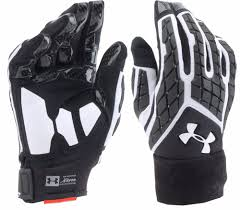 under armour football gloves. under armour combat padded linemen football gloves click to view the picture detail.