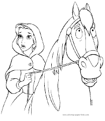 Small Picture belle coloring page colouring pages disney princess belle and her