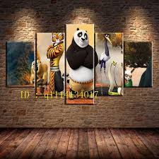 2018 kungfu panda canvas prints wall art oil painting home decor unframed framed from q1114134017 15 38 dhgate com on panda canvas wall art with 2018 kungfu panda canvas prints wall art oil painting home decor