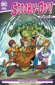 Amazon.com: Scooby-Doo: Mystery Inc. #1 eBook: Cohen, Ivan, Brizuela,  Dario, Brizuela, Dario, Riesco, Franco: Kindle Store