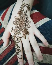 Small Picture New Simple Mehndi Designs Images PDF Free Download Book