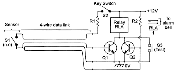 wiring diagram for gate operator wiring diagram and schematic wiring diagrams