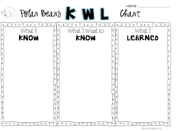 Polar Bear Kwl Chart This Is A Polar Bear Kwl Chart