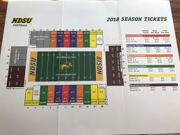 Ndsu Reducing Size Of Student Section Cfb