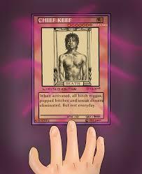 chief keef trap music yugioh cards freegucci • via Relatably.com