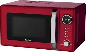 <b>Микроволновая печь TESLER ME-2055</b> RED — купить в интернет ...