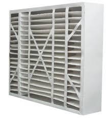 lennox furnace filter. lennox x6664 compatible filter 17x26x4 (75x74)merv 11 - 2 pack furnace