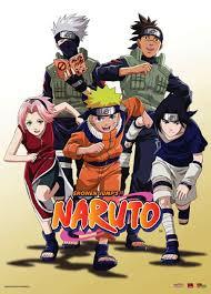 Naruto - Naruto, Sasuke, Sakura, Kakashi, And Iruka Running Wall Scroll -  Stella's Belle