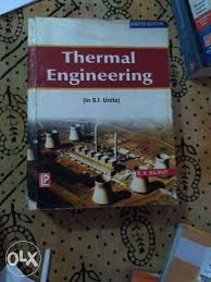 Thermal engineering book by ckm sagir | Posot Class