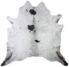 tri colour cowhide rug here for a e
