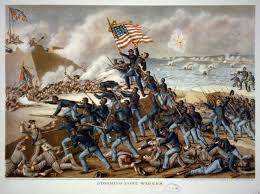 Второе сражение за форт Вагнер — Википедия