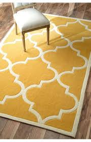 view in gallery yellow moroccan trellis rug from rugs usa