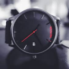 fancy black on black watch by mvmt my style fancy black on black watch by mvmt