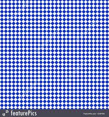 Checkered Design Blue Checkered Pattern