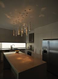 awesome kitchen track lighting fixtures with rectangle table