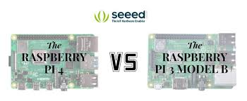 Raspberry Pi 4 Vs Pi 3 All The Major Differences Seeed