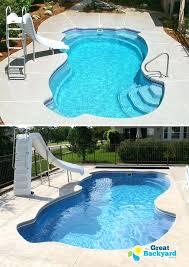 medium classic fiberglass pool mariner pools tampa prices fl resurfacing bay coating s35