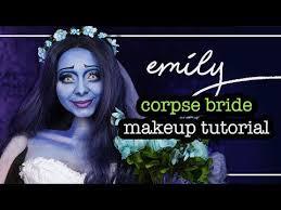 10 42 emily corpse bride glam halloween makeup tutorial deutsch tober