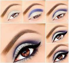 tutorial eye makeup in steps for blue eyes eyes you will if you are a who