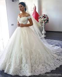 discount saudi arabia ball gown lace wedding dresses off the