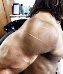 the rock hercules workout shoulders